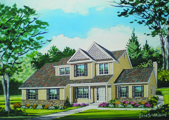 Now Building On Long Island - Sweet Woods At Port Jefferson